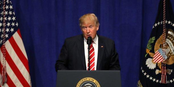 Devant les militaires, au siège du commandement militaire américain au Moyen-Orient (Centcom) et quartier général des forces spéciales, basé en Floride, le président des Etats-Unis, a promis d'écraser l'organisation Etat islamique.