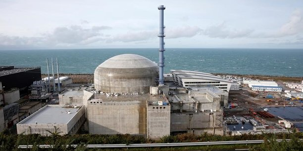 La production du réacteur 1 a été arrêtée.
