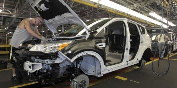 Le Bélier travaille pour de grands constructeurs automobiles.