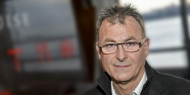 Patrick Georgelin, directeur général de la société Lucien Georgelin
