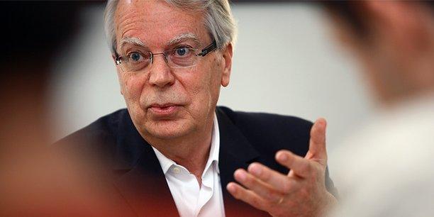 Gilbert Casamatta, président de l'IRT Saint-Exupéry