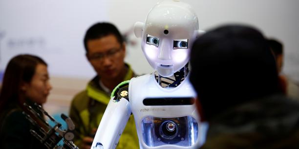 Les consommateurs semblent prêts à laisser un robot les conseiller sur la manière de placer leur argent.