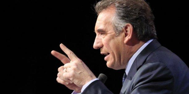 François Bayrou s'est déjà présenté en 2007 et en 2012 à l'élection présidentielle.
