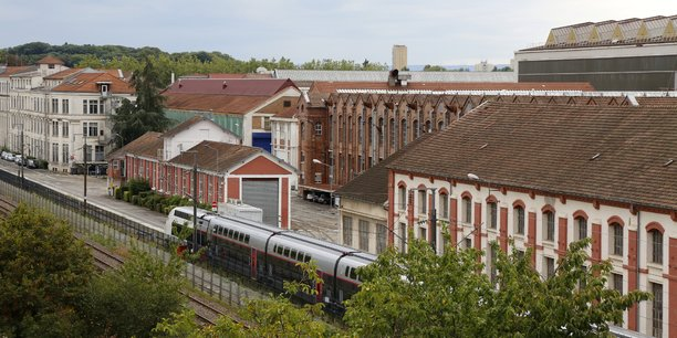 L'Etat avait annoncé le sauvetage de l'usine Alstom de Belfort, menacée de fermeture, en octobre 2016.