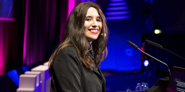 Journaliste, coach numérique, Natacha Quester-Séméon est aussi la fondatrice du club d'entrepreneures Girl Power 3.0