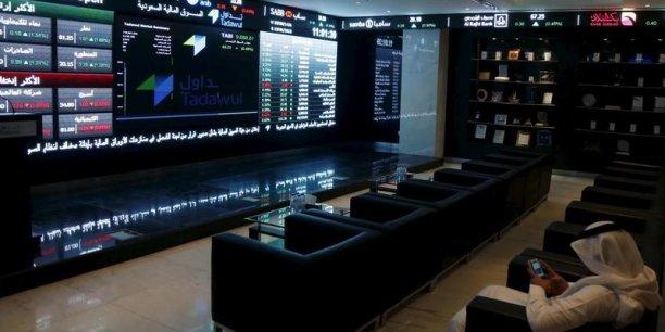 La Bourse saoudienne est en baisse d'environ 4% depuis la disparition de Jamal Khashoggi.