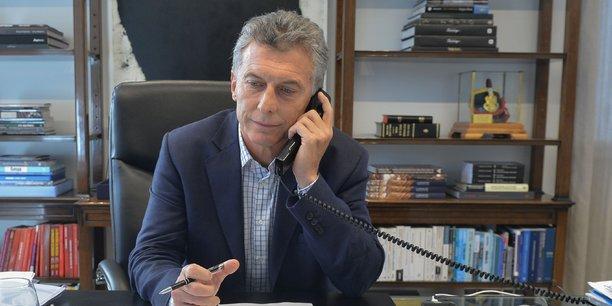 En juin 2016, six mois après l'arrivée au pouvoir de Mauricio Macri, un accord avait été scellé entre le ministère des Communications et le groupe de Franco Macri.