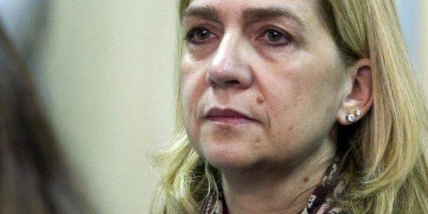 L'infante cristina blanchie dans le proces pour fraude fiscale[reuters.com]