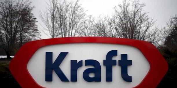 Kraft a propose une fusion a unilever qui l'a rejetee[reuters.com]