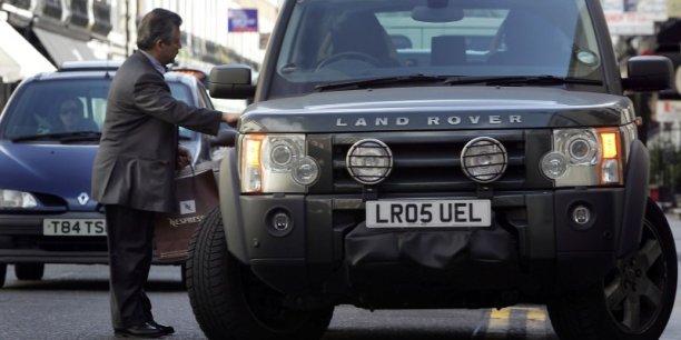 Les vehicules polluants taxes a londres a partir d'octobre[reuters.com]