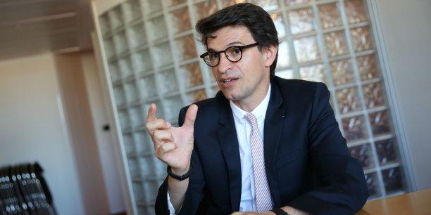Bertrand Monthubert, conseiller régional d'Occitanie, ancien président de l'université Paul Sabatier à Toulouse