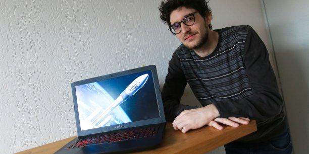 Renaud Allioux est le cofondateur d'EarthCube.