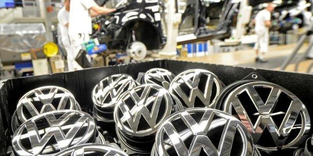 1,82 million de véhicules au rappel en Chine — Volkswagen