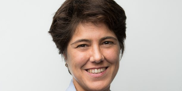 Elvire Prochilo, déléguée générale de Pionnières (Crédits : Fabrice Meuwissen)