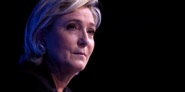 Pour pouvoir entendre Marine Le Pen, les juges n'ont plus qu'une seule solution : demander la levée de son immunité parlementaire de l'élue d'extrême droite.
