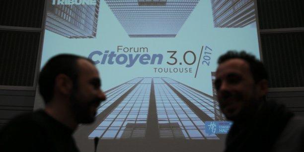 Citoyenneté et numérique étaient au cœur du Forum Citoyen 3.0 ce vendredi 24 février à Toulouse