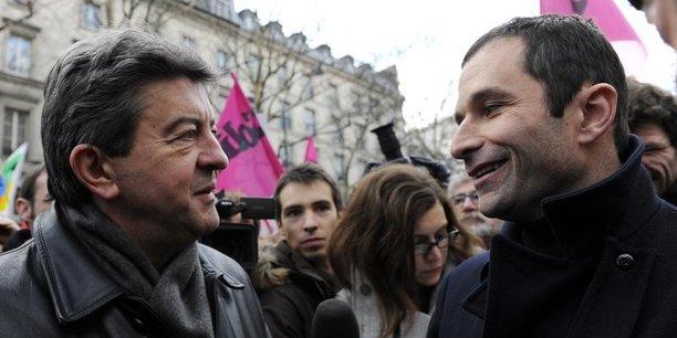 Cette semaine, Jean-Luc Mélenchon s'était dit ouvert à la discussion, une offre aussitôt acceptée par le candidat socialiste.