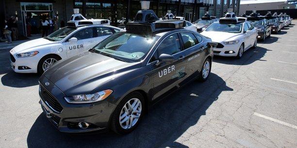 Les voitures autonomes d'Uber et Google pourraient être interdites sur les routes car les deux entreprises ne sont pas des constructeurs automobiles.