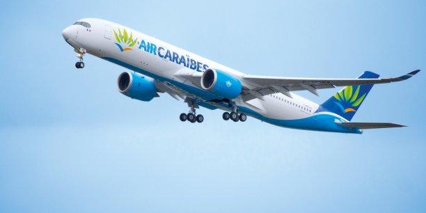L'A350 d'Air Caraïbes est le MSN82