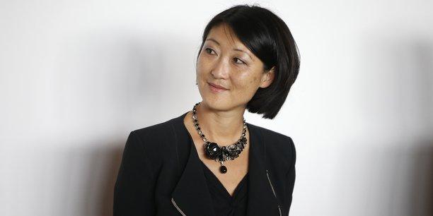 Fleur Pellerin, ancienne ministre reconvertie dans l'investissement avec son fonds Korelya Capital, fait partie des rares stars françaises de l'entrepreneuriat féminin.