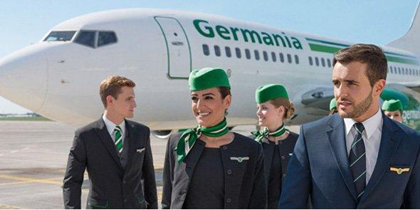 Germania, qui gère 40 destinations à ce jour, bâtit un hub autour des Baléares