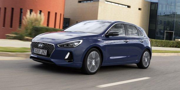 Hyundai espère reconquérir le segment C avec sa nouvelle i30. Son prédécesseur n'avait pas réussi à aller au-delà de 0,6% de parts de segment en France.