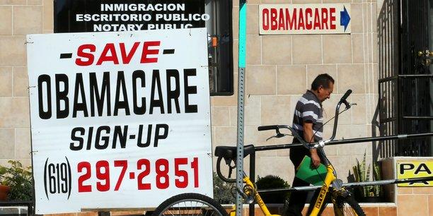 Donald Trump, lors d'un discours au Congrès mardi dernier, avait martelé que le système créé par Obamacare était en train de s'écrouler, en raison de la hausse des coûts constatés sur les marchés d'assurance individuels dans plusieurs Etats.
