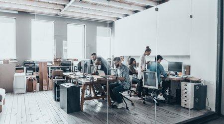 Créer son entreprise rime à terme avec trouver des locaux : Bpifrance présente les différentes solutions.