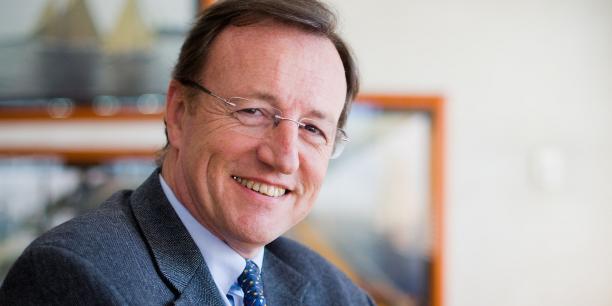« Si nous n'avons pas l'intention de proposer une banque low-cost, il ne s'agit pas non plus de laisser la place aux nouveaux acteurs » explique Olivier De Marignan, Directeur général de la Banque Populaire Atlantique.