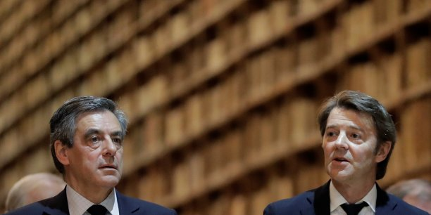 Selon l'enquête BVA-La Tribune-Orange de mars, les sympathisants de droite ont maintenant davantage confiance dans François Baroin que dans François Fillon... Tendance éphémère ou durable?