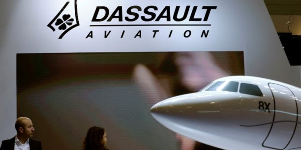 Si les commandes du Rafale ont fait du bien chez Dassault Aviation et ses sous-traitants, la situation est bien plus difficile sur le marché de l'aviation d'affaires.