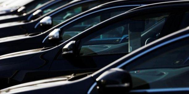 Bond de 10,9% des immatriculations de voitures neuves en juillet — France