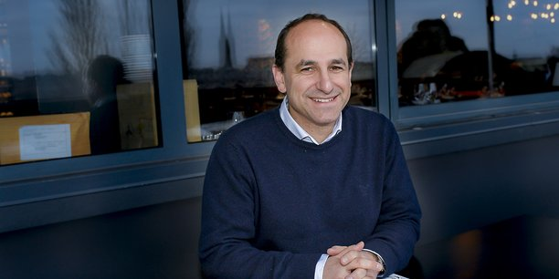 Brice Thébaud cofondateur et codirigeant d'Alienor Partners.
