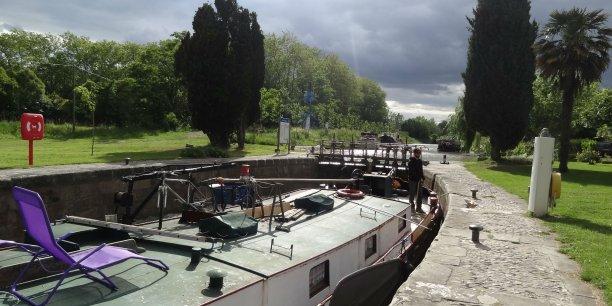 Le canal du Midi est classé au patrimoine mondial de l'Humanité depuis 1996.