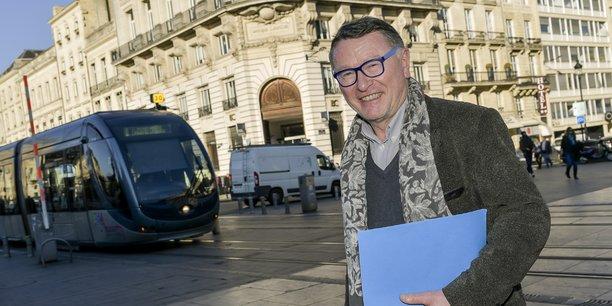 Patrick Seguin a été élu président de la CCI Bordeaux Gironde le 6 mars 2017.