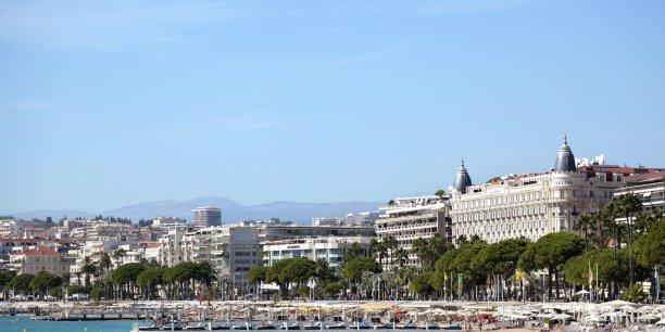 La Côte-d'Azur est l'une des rares régions à ne pas être privilégiée par les Britanniques.