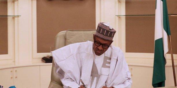 Selon les sources officielles, le président nigérian aurait des problèmes de santé, mais suivrait toute de même de près les affaires du pays.