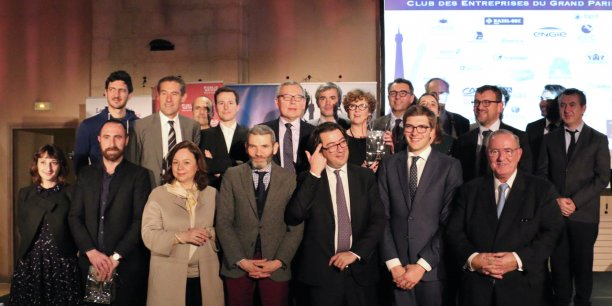 Les Lauréats des Prix du Grand Paris 2017
