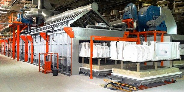 Ceramifor, leader au Portugal dans la conception et la fabrication de fours à destination des industriels de la céramique et du verre, a réalisé en 2016 un CA de 3,07 M€ avec un effectif de 29 employés.
