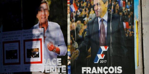 Malgré plusieurs révélations, l'ancien premier Ministre de Nicolas Sarkozy a enregistré une hausse de deux points en une semaine.