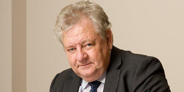 André Joffre, P-dg de Tecsol et président de DERBI