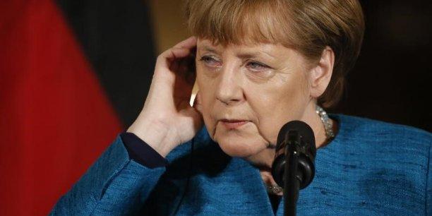 Merkel veut la fin des comparaisons avec les methodes nazies[reuters.com]