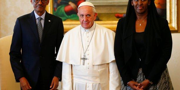 Le pape demande pardon au rwanda[reuters.com]