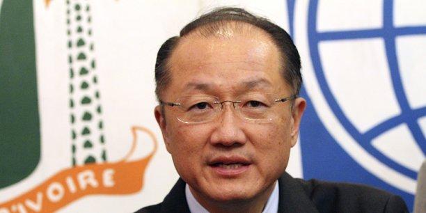 Jim Yong Kim, Président de la Banque Mondiale