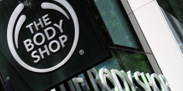 Bain, bc, cvc et advent vont faire une offre sur body shop[reuters.com]
