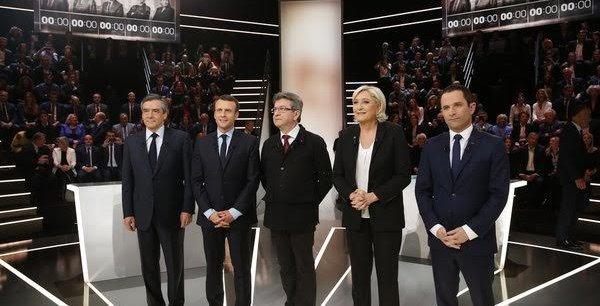 Le Pen et Fillon qualifiés pour le second tour ? C'est en tout cas ce que pronostique un ambitieux programme informatique, Predict the Pérsident, mis au point par cinq étudiants de l'école Telécom Paris Tech qui ont mouliné de nombreuses données numériques et socio-économiques.