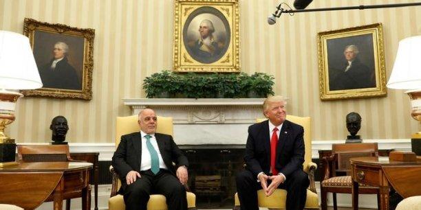 Washington va accroitre la lutte contre l'ei, dit le pm irakien[reuters.com]