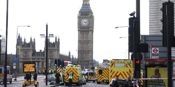 Le niveau d'alerte terroriste au Royaume-Uni est fixé depuis août 2014 à grave, le quatrième sur une échelle de 5.