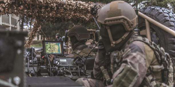 Le Sofins permet de mettre en relation les entreprises qui conçoivent les matériels des forces spéciales et les utilisateurs.