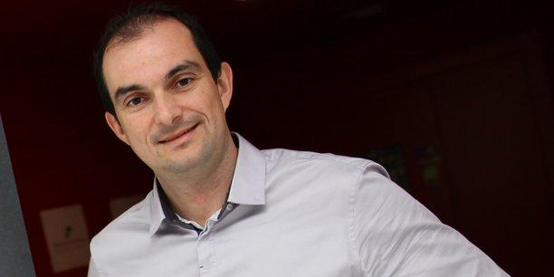 Samuel Boury, président de Ubleam